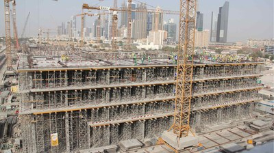 Městská promenáda, Dubaj, Spojené Arabské Emiráty