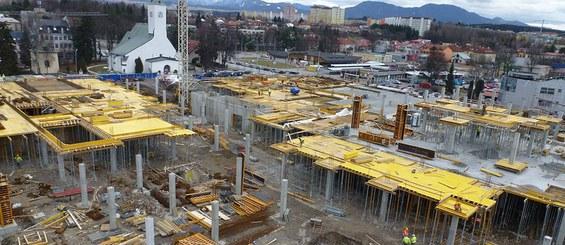 Obchodní centrum Galéria, Martin, Slovensko
