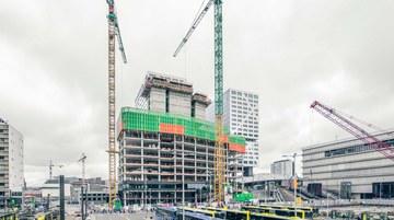 Světové Obchodní Centrum, Utrecht, Holandsko