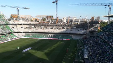 Stadion Benito Villamarína, Sevilla, Španělsko