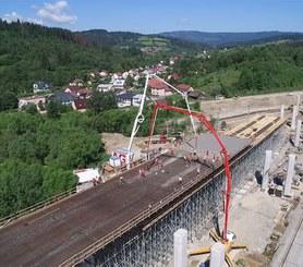 Dálnice D3 – Estakáda Podzávoz, Čadca, Slovensko