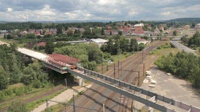 Západní obchvat Sokolov – Svatava - Most, Sokolov, Česká republika
