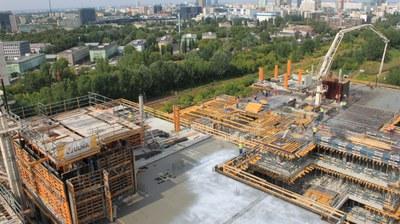 Komplex EuroCentrum, Varšava, Polsko