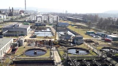 DEZA - čístírna odpadních vod, Valašské Meziříčí , Česká republika