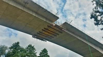 Rekonstrukce SO 201 Most Zlatné, Žilina, Slovensko