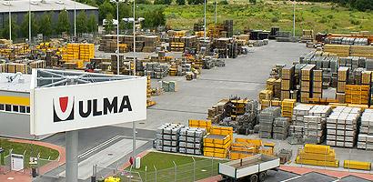<strong>ULMA Pobočky </strong><br /> poblíž stavby