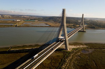 Rekonstrukce Mezinárodního mostu Guadiana