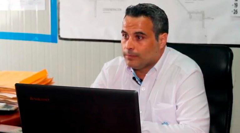 Antonio Ramirez, Projektový manažer - STIN