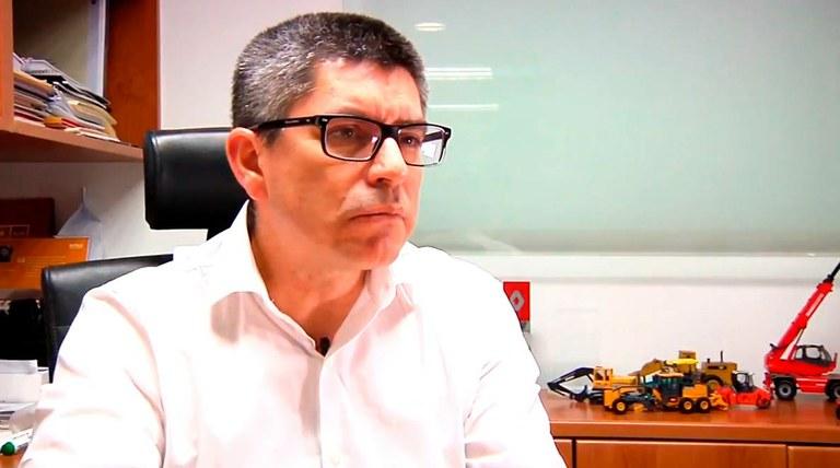 Carlos Albinagorta, Manažer zařízení a logistiky - GyM