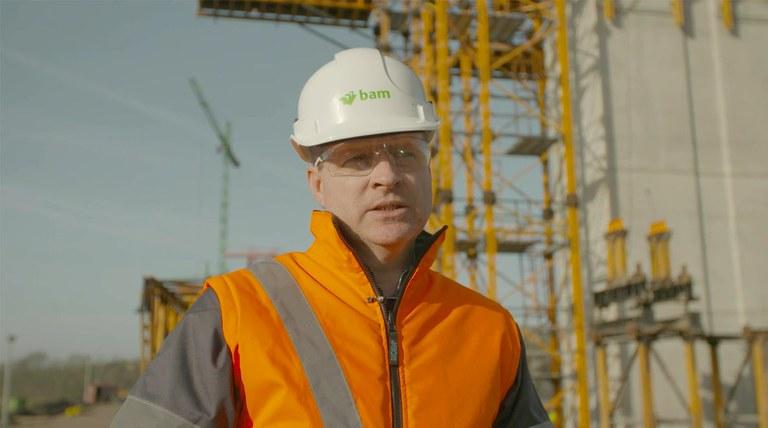 Declan Roche, Projektový manažer - BAM Civil