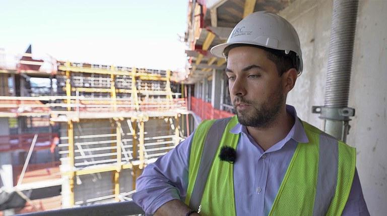 Ed Humen, Projektový manažer - LRC Construction LLC.