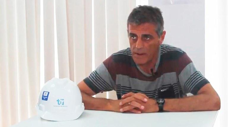 Florencio Romero, Vedoucí lešení - Técnicas Reunidas