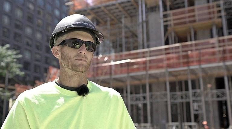 John Kuhn, Kontrolor betonáže - Structure Tech NY