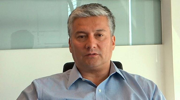 Jorge Molina, Stavbyvedoucí - Constructora Paz